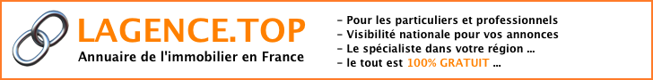 Annuaire Immobilier avec Lagence.top